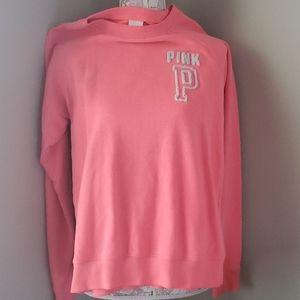 Vs pink sweat shirt